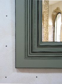 Carton noir exclusive objects mirrors frames from for Miroir 100 x 50